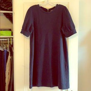 Navy Blue Loft Dress
